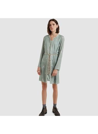 Yargıcı Elbise Yeşil